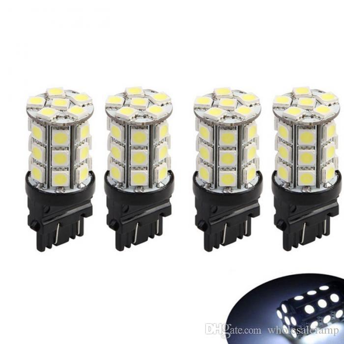 7440 7443 T20 T25 27SMD 5050 LED 12 В источник света автомобиля повернуть Singal тормоз резервного копирования стоп-сигналы