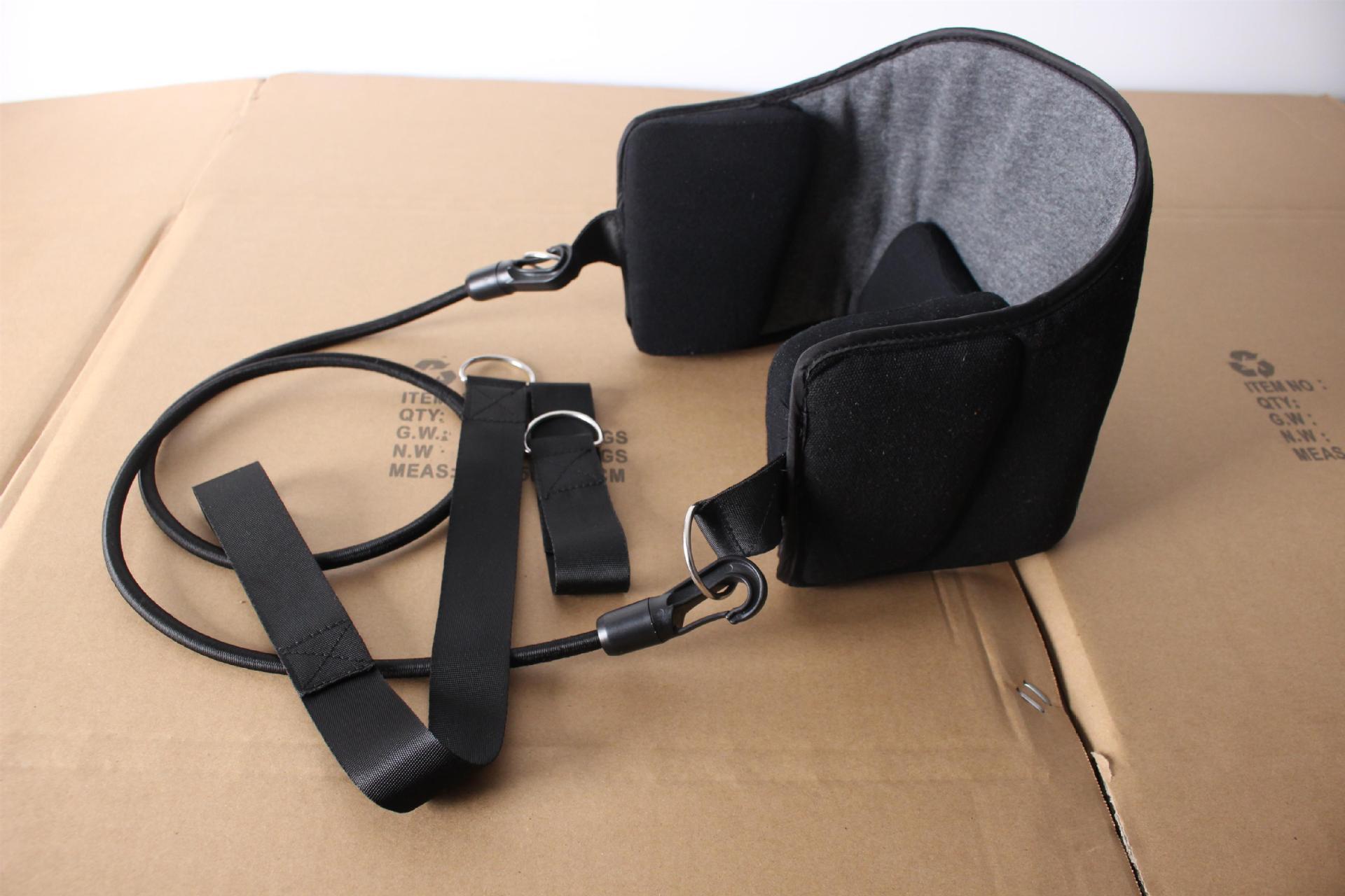 Collo NERVI PRESSIONE TENSIONE Mal Di Testa Dolore Sollievo Massaggiatore Testa dispositivo di trazione