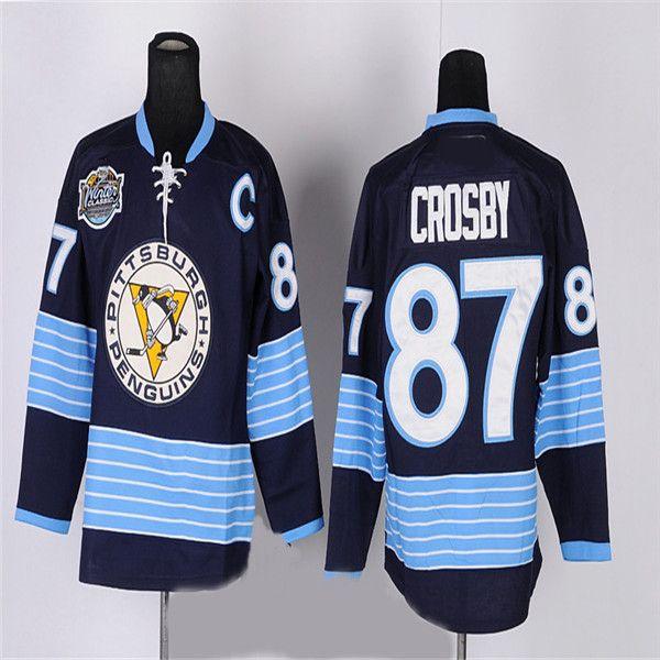 sidney crosby winter classic jersey