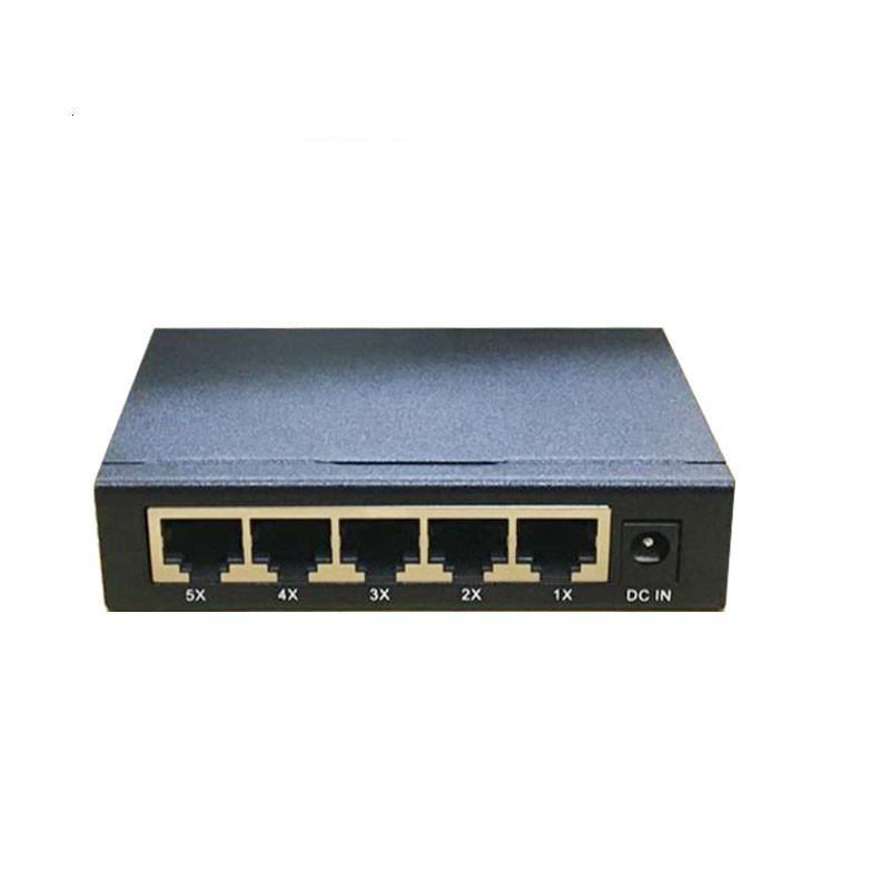 rede muda de fábrica nos EUA UE laptop ficha de 5 Gigabit Switch Ethernet 5 portas mais baratos mudar 10/100/1000