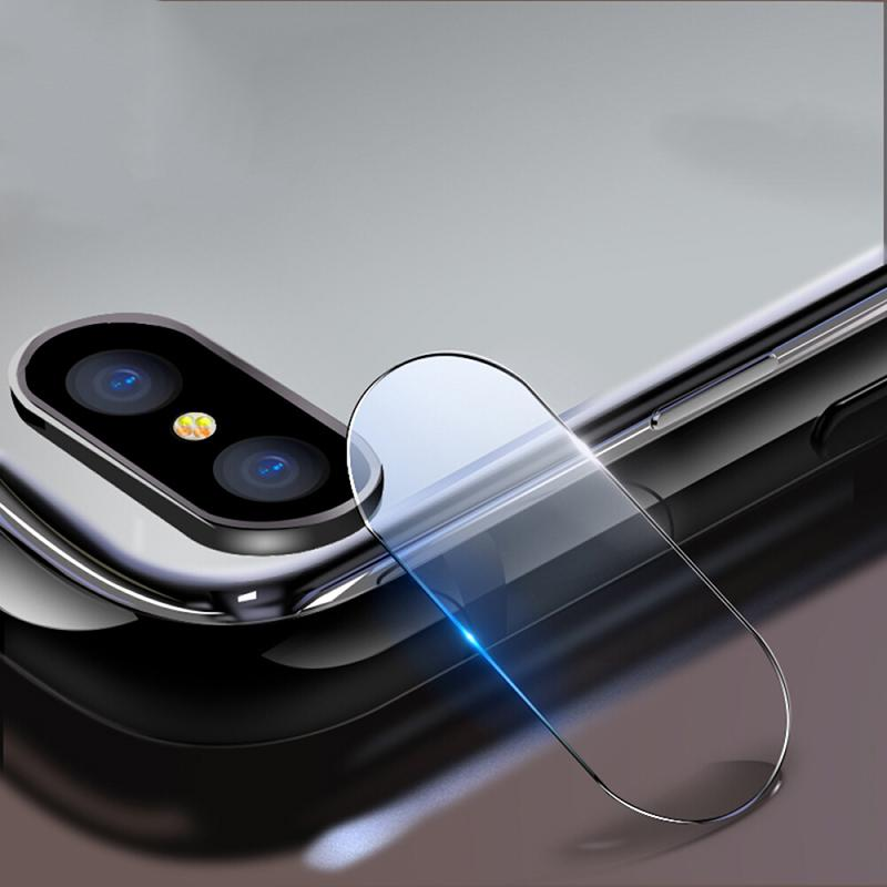 0.15MM Caméra Len Film Verre Trempé pour iPhone XS XSMAX XR Protecteur Verre Caméra pour iPhone 7 8 Plus