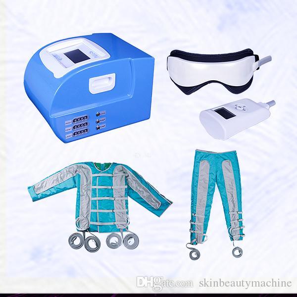 2019 pressotherapy потеря веса морщинки удаления pressotherapy машины красоты массаж оборудование тела для похудения машина жира Turing продажа