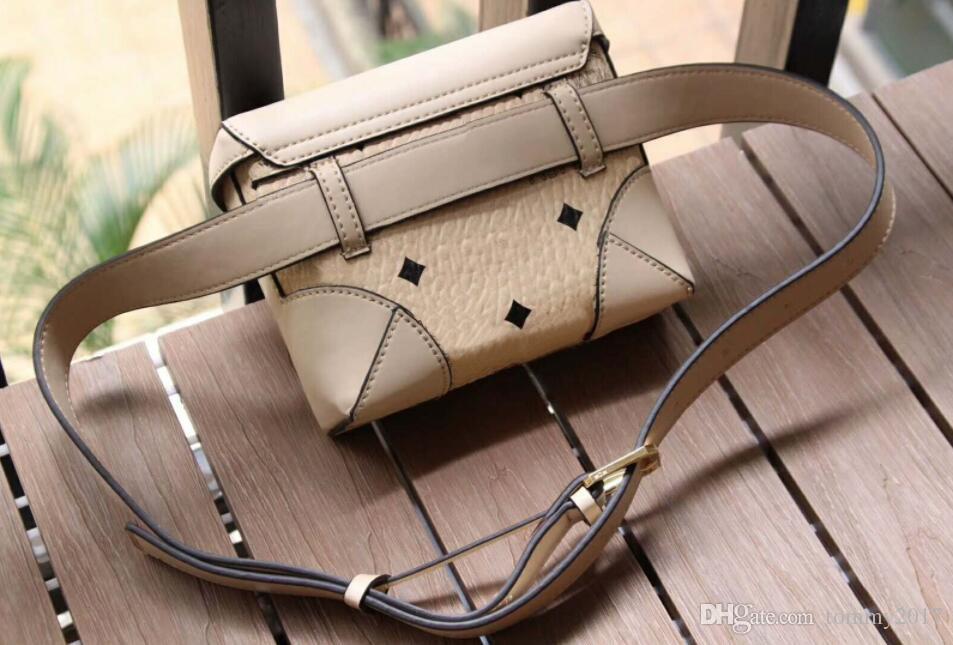 2018 nouveaux sacs de taille M-print, sacoche grande capacité pour femme, sac à bandoulière en chaîne tendance 6240