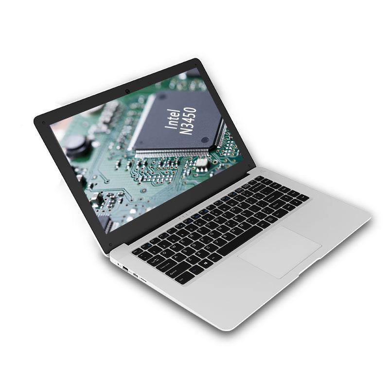 Brand new preço mais barato 14 polegada IPS Ultra-fino laptop Superbook Apollo N3450 6 GB + 64 GB frete grátis