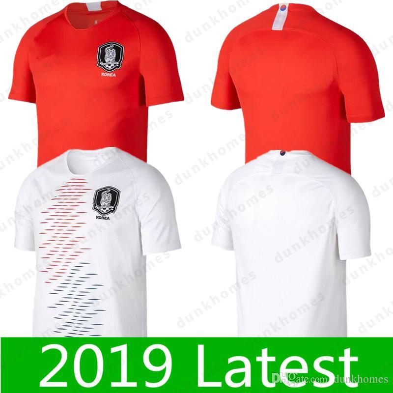 eaf17aff8 Kore a 16 SYKI 7 SON 2018 World Cup Football Men Short Sleeve Soccer  Jerseys New High Quality Hot Sale