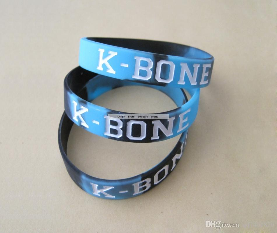 200PCS Free Shipping Silicone Hand Wristbands Logo Wrinting Silk Screen Print Promotion Event Party Gift Cheap Bangles