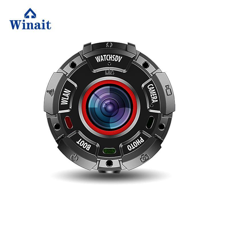 الجملة الرياضة في الهواء الطلق عمل الكاميرا للماء 30 مترا ، كامل HD 1080P مسجل فيديو رقمي مشاهدة الكاميرا