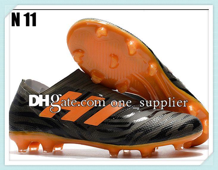 Chaussures 17 De Football FG En D'origine Hommes Nemeziz Chaussures Messi Agility Football Acheter De Nemeziz 1 De Pour Chaussures 17360 Tango Cuir K1c3FlTJ