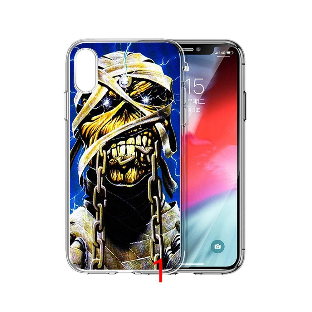 coque iphone 8 iron maiden