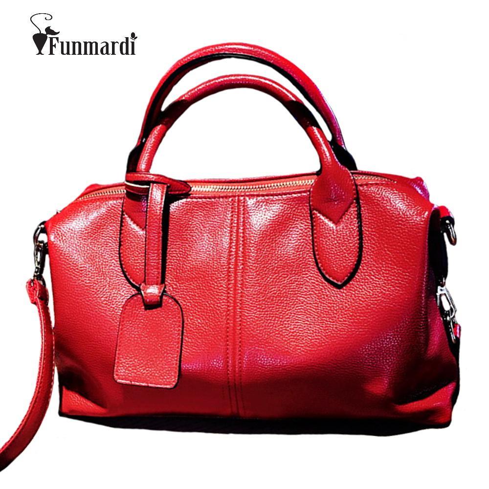Luxe de bonne qualité femmes PU sac en cuir Boston sac Mode femmes à la mode sacs Marque conçoit des sacs à main Élégant oreiller sacs WLHB1478