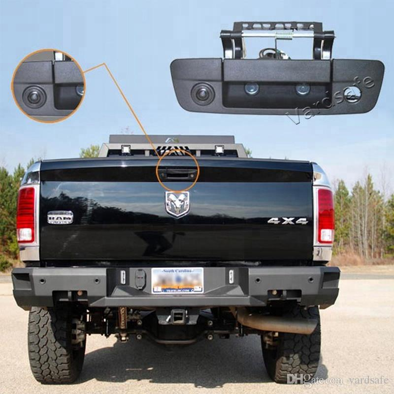 VardsafeBrake Light Rear Reverse Backup Camera Kit For Dodge Ram Promaster