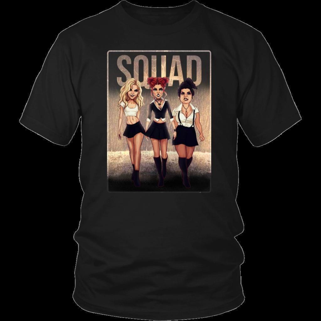 Sanderson Sisters Jumper Squad Hocus Pocus Witch Halloween Adult Kids Jumper Top