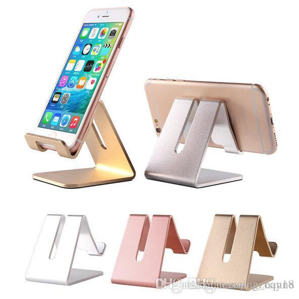 Cell Phone Stand Desktop Cradle Dock For all Android Smartphone iPhone 8 6 6s 7 Plus 5 5s 5c charging Universal