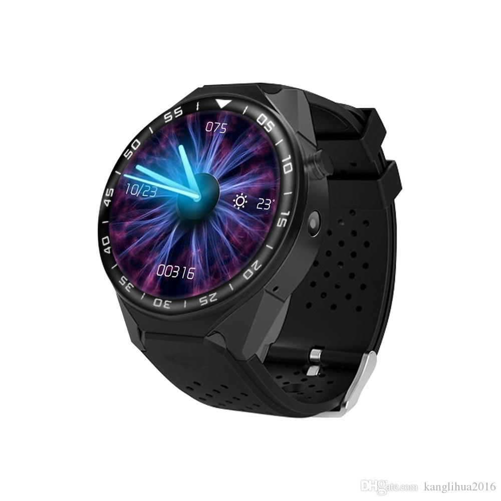S99C Smartwatch Android 5.1 Bluetooth Smart Watch 3G WIFI GPS SIM Card Heart Rate Smartwatch with 2.0MP Camera 1GB 16GB