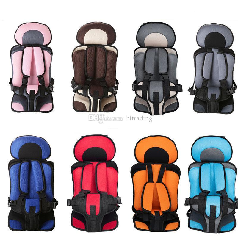 2018 New 0-5T Baby Portable Car Safety Seat Kids Car Chairs Children boys and girls Car Seat Cover C4664