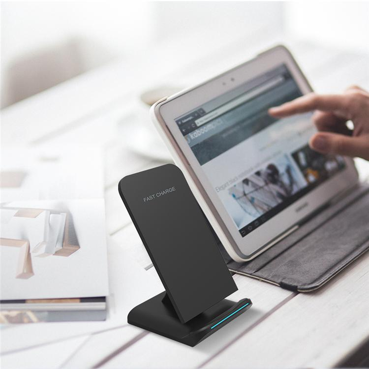 2 coils fast wireless charger