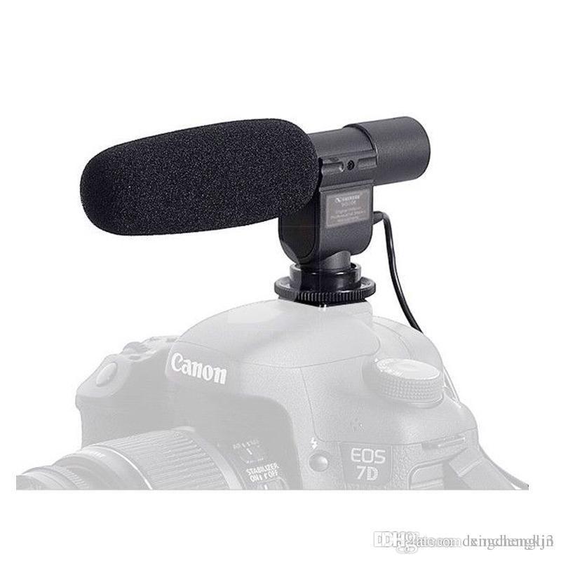 SG-108 Camera microphone Shortgun Mic Video for Canon nikon DV DSLR 5D 5dII 5d3 7D 60D 50d 60d 1200d 1300d d5100