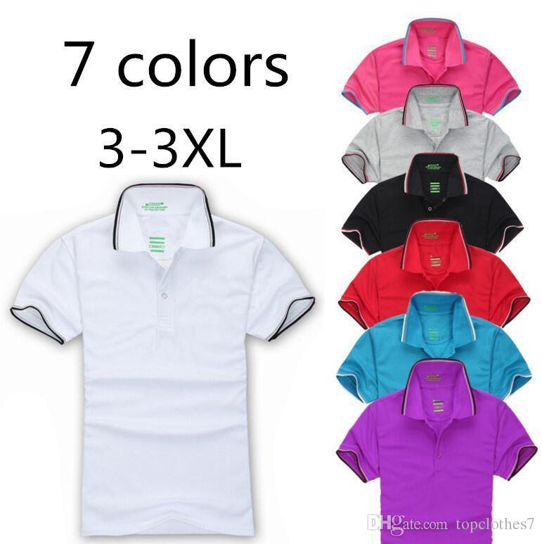 Поло с коротким рукавом топы высокое качество письма вышивка вышивка рубашка поло бренд одежды Camisas Hombre повседневная поло лето горячая