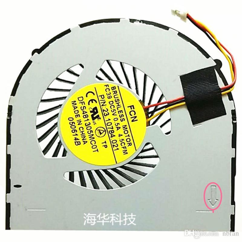 Original for HP Pavilion x360 15-BR CPU FAN 924513-001 023.1008T.0001