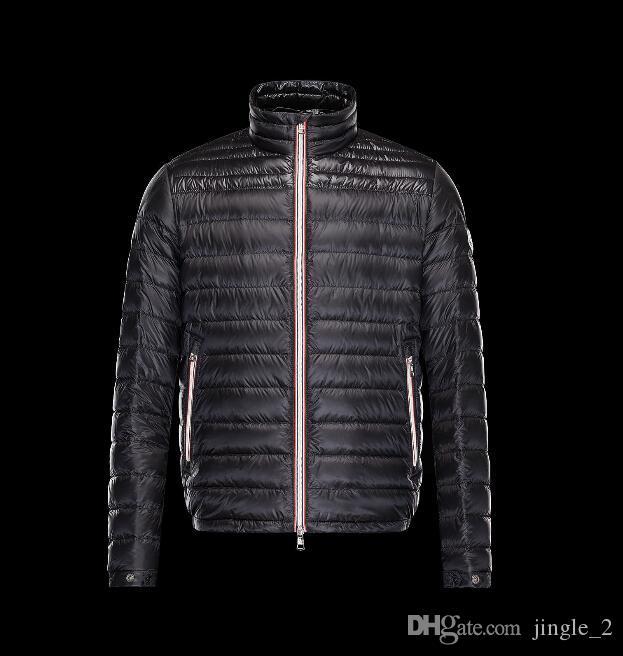 Giacca invernale da uomo di alta qualità, giacca invernale da uomo, giacca invernale da uomo caldo Plus Size, manica lunga, Parka, 90%, piumino d'anatra bianco