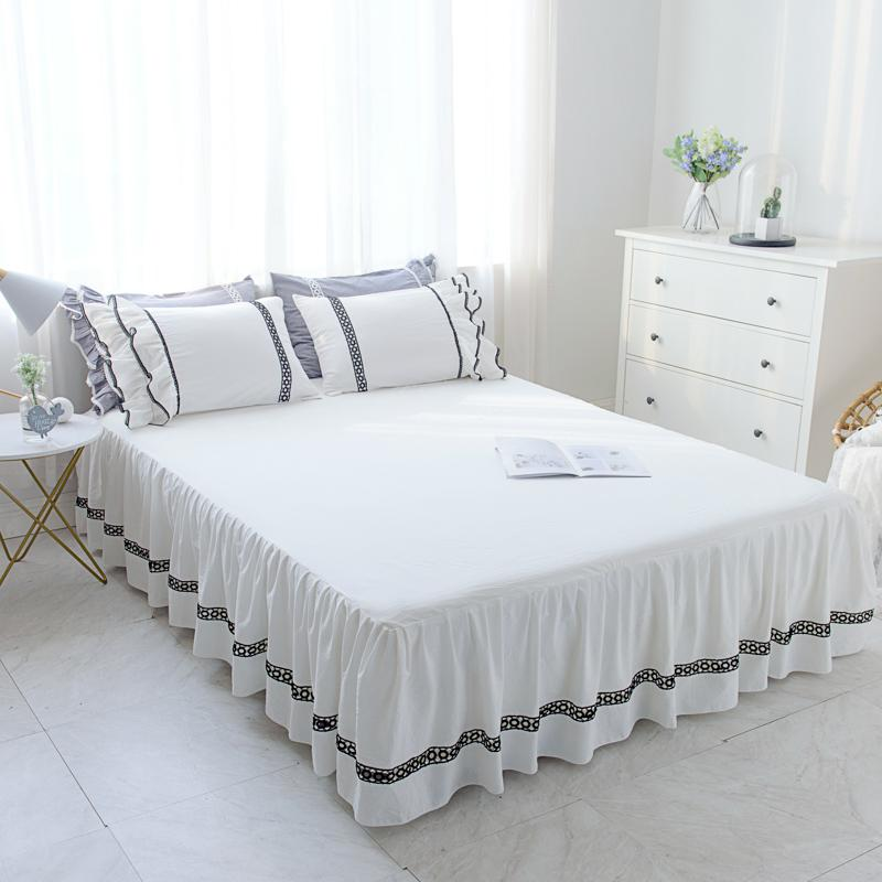 Be-You-tiful Home Basic Yellow 3Pcs Twin Bed Ksirt