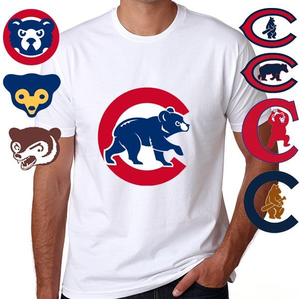 official photos 89feb f910b 2018 Chicago Cubs Shirts Men Women Kids Toddlers Boys Girls Tshirts Cub'S  Tees T Shirt Pure White From Wecancustom, $11.06 | Dhgate.Com