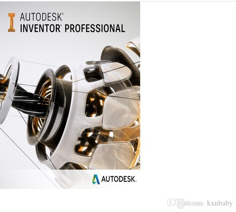 2019 Autodesk Inventor Professional V2019 Full Version From