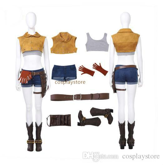 Custom made Devil May Cry 5 Nico Cosplay costume