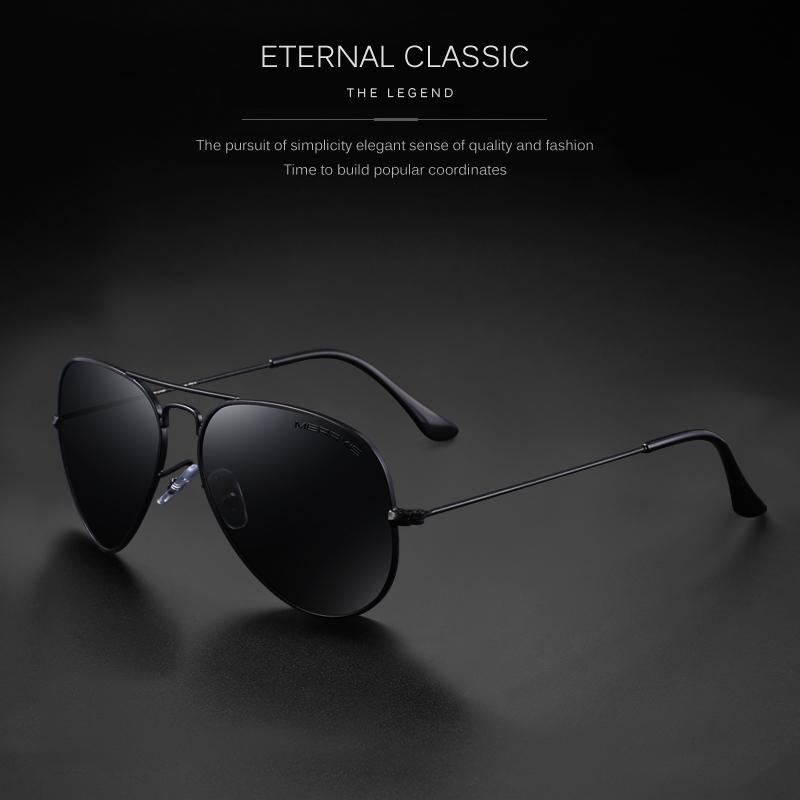 Compre Homens PRO DESIGN Do MERRY   Mulheres Piloto Clássico Óculos  Polarizados 58mm UV400 Proteção S 8025 De Kebe1,  23.01   Pt.Dhgate.Com 225ee12e28