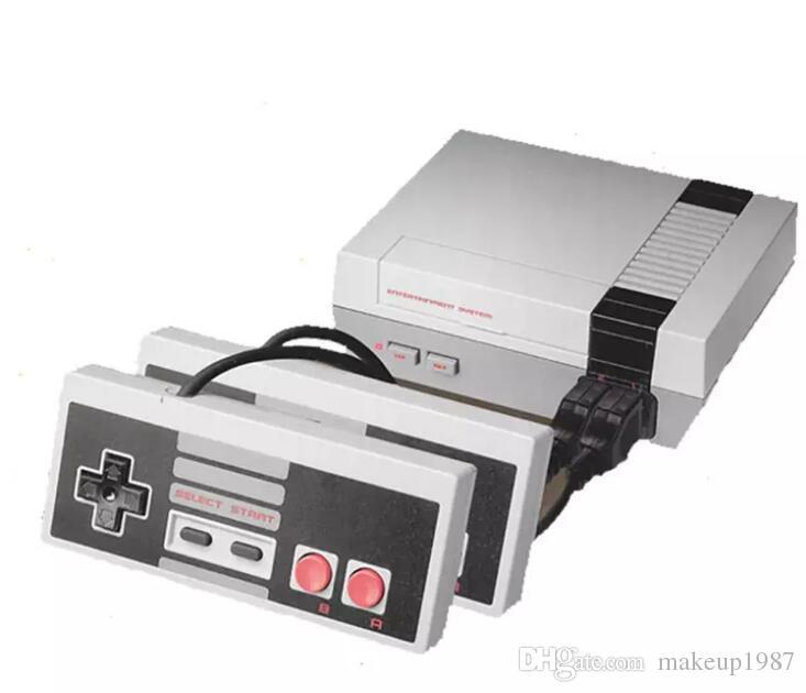 Новое прибытие Мини-TV может хранить 620 500 Game Console Видео Handheld для NES с розничными коробками