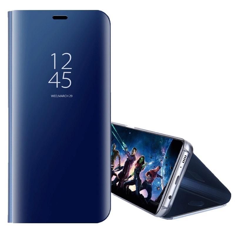 Pour Samsung Galaxy S9 Plus S8 S7 Bord S6 Note 8 5 Miroir Flip Stand Couverture Pour Samsung J3 J5