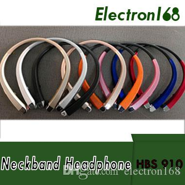 HBS 910 Headset Earphone Sports Wireless Bluetooth 4.0 Headphone Best Quality For iphone 7 plus s8 edge hbs910 900 913 800