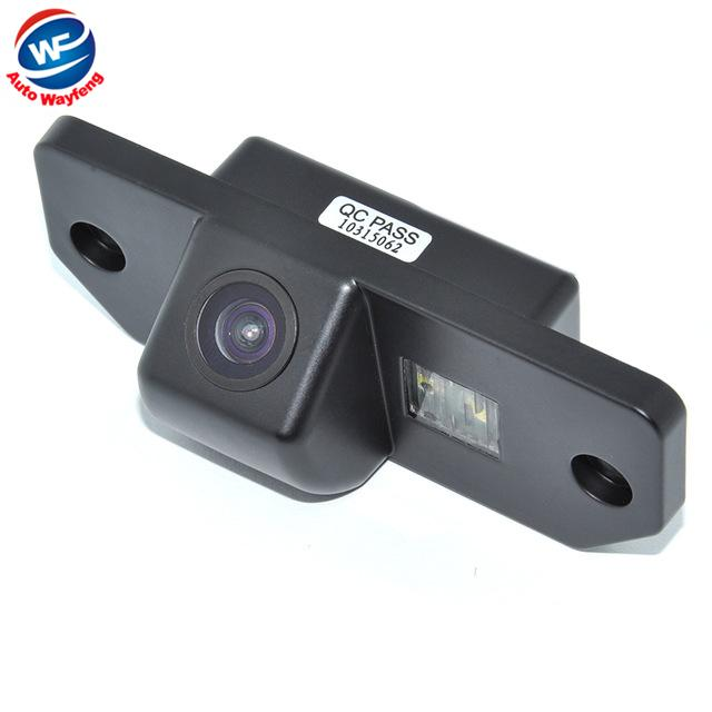 Car Rearview Camera HD CCD Car Rear View Parking Reversing Camera 170 Degree For Ford Mondeo 09Focus (hatchback) Fiesta Smax