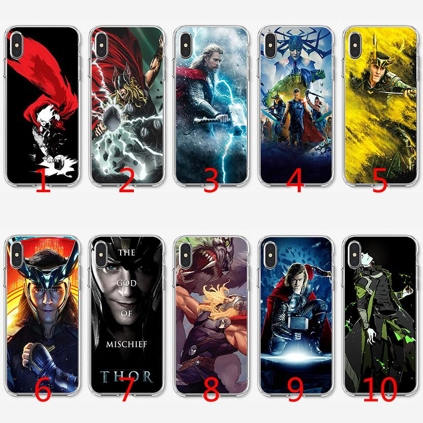 coque iphone 8 thor