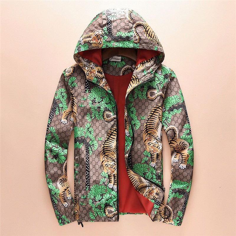 الرجال سترة مصمم جاكيتات جديد رجل وإمرأة العلامة التجارية معطف قميص معطف الفاخرة طويلة الأكمام الشارع الشهير زائد الحجم M-3XL