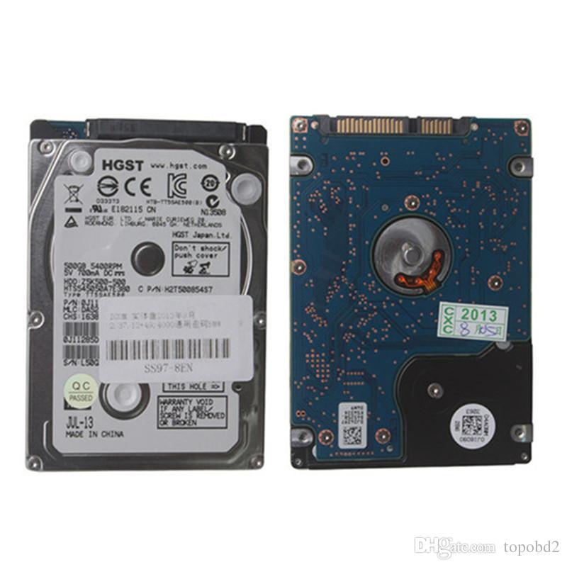 2018.07 for BMW ICOM A2 b c program in 500GB HDD Native installed for BMW ICOM ISTA/D (4.11) & ISTA/P(3.64.2)
