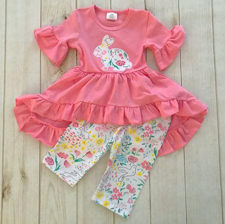 f28780a04878 2018 summer baby boutique clothing girls outfits children ruffle top  swallowtails dresses floral pants 2 piece