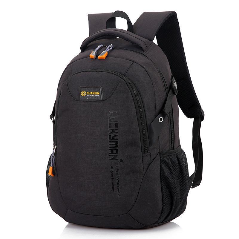 2018 Men Backpack Oxford Male Travel bag Backpacfashion men and women student bag laptop High capacity backpack