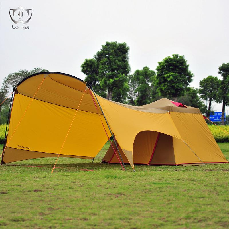 Large Outdoor Camping Tent Wild Equipment 4 Season 3 4person Family Cabin Tent Barraca Zs7251 Dog Shelters Shelter Charity From Kuyee 1080 32