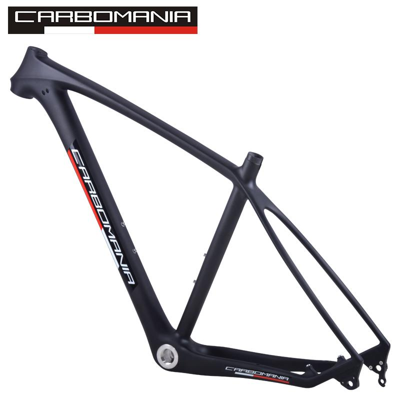 carbomani de carbono de bicicletas de montaña del marco 29er marco china del carbón MTB de la bicicleta de fibra de bicicletas T1000 29 27.5er