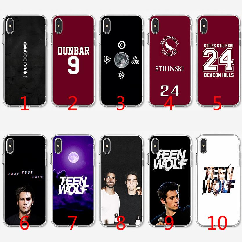 cover iphone teen wolf