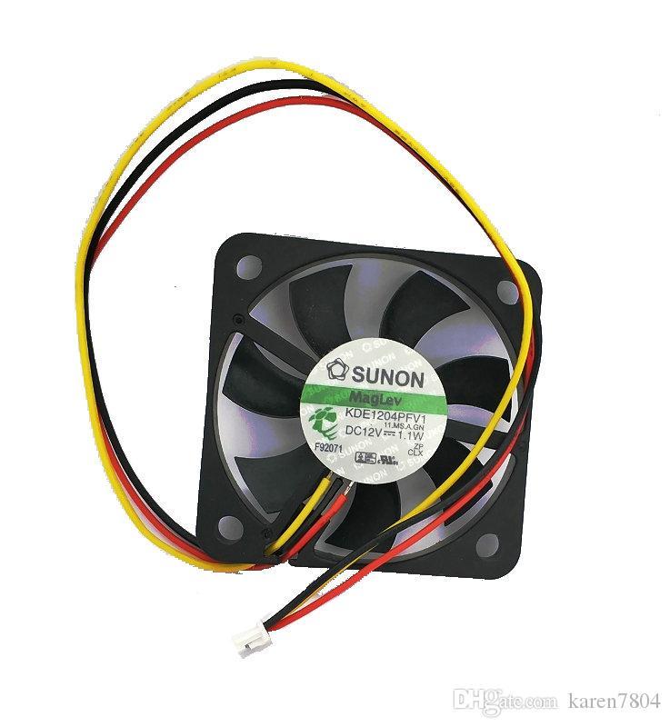 4007 Sunon 12V di raffreddamento Fan all'ingrosso e di vendita al dettaglio GM1204PEV1-8
