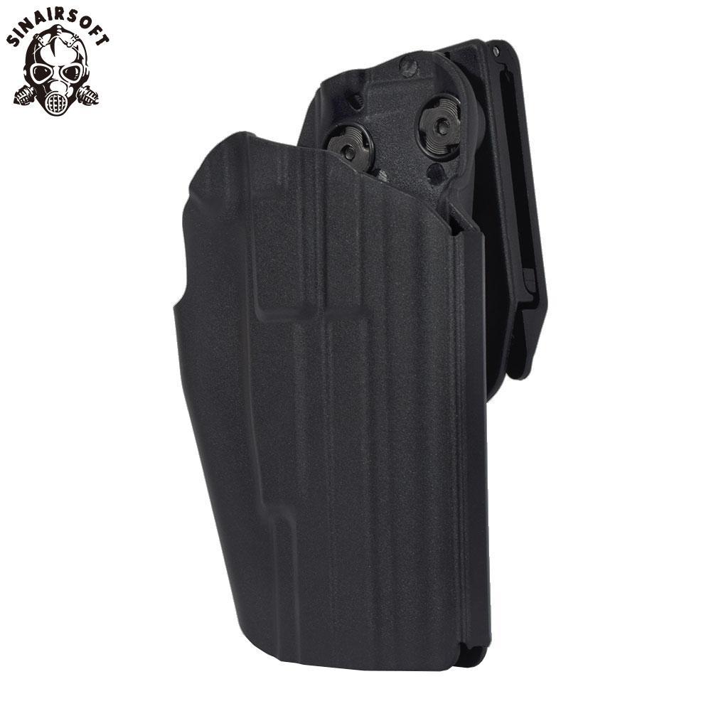 SINAIRSOFT 579 Gls Gemeinsame Univisal Rechte Hand Tactical Pistole Holster passen sich an die meisten Pistolen für die Jagd Paintball Schießen Sport etc.