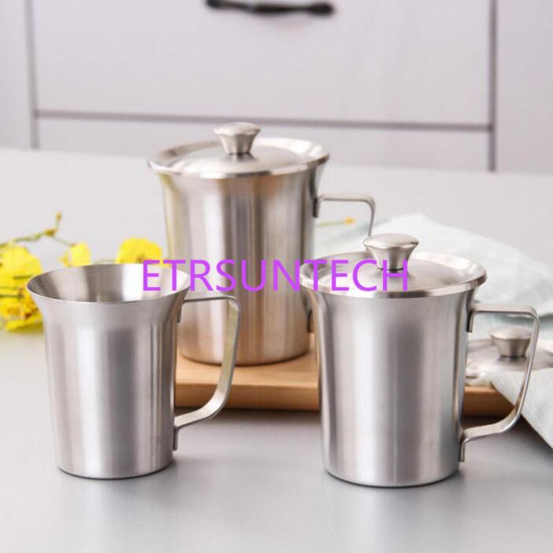 450 ml 550 ml en acier inoxydable tasses de bière moderne cocktail vin lait lait tasse de café tasse de bar à la maison Partyware