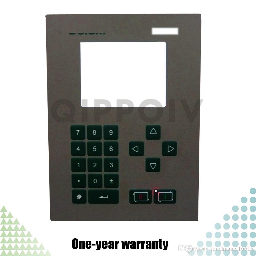 DELEM DA-41 DA41 DA 41 Biegemaschine CNC-System Neue HMI PLC Folientastatur Tastatur Industrielle Steuerung Wartungsteile