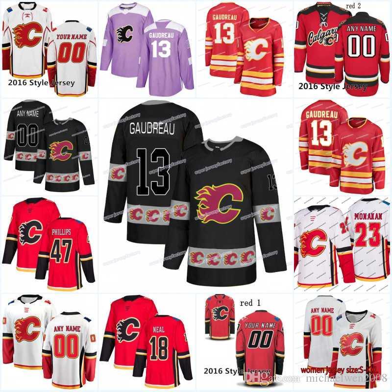 Nueva Temporada 16 Spencer Foo 67 Michael Frolik 21 Garnet Hathaway Calgary Flames 20 Curtis Lazar 8 Chris Stewart 10 Vernseeg Hockey Jerseys