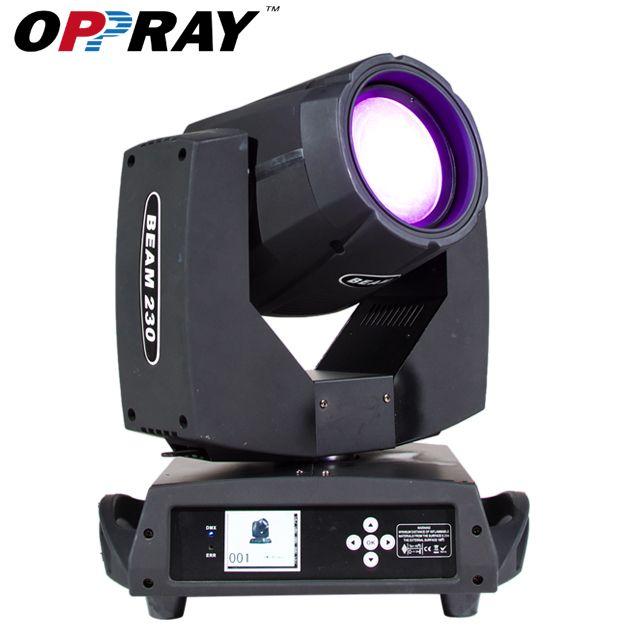 tatil aydınlatma küçük mini 7r ışın 230 2 prizma ile hareketli kafa
