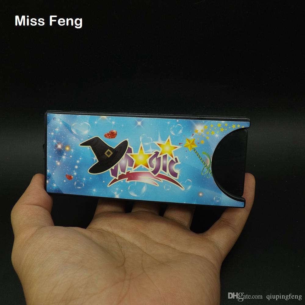 Коробка волшебный реквизит детские игрушки исчезают появляется в нескольких герметизации игрушки Детские игрушки для детей образовательные обучающие игрушки Детские игры