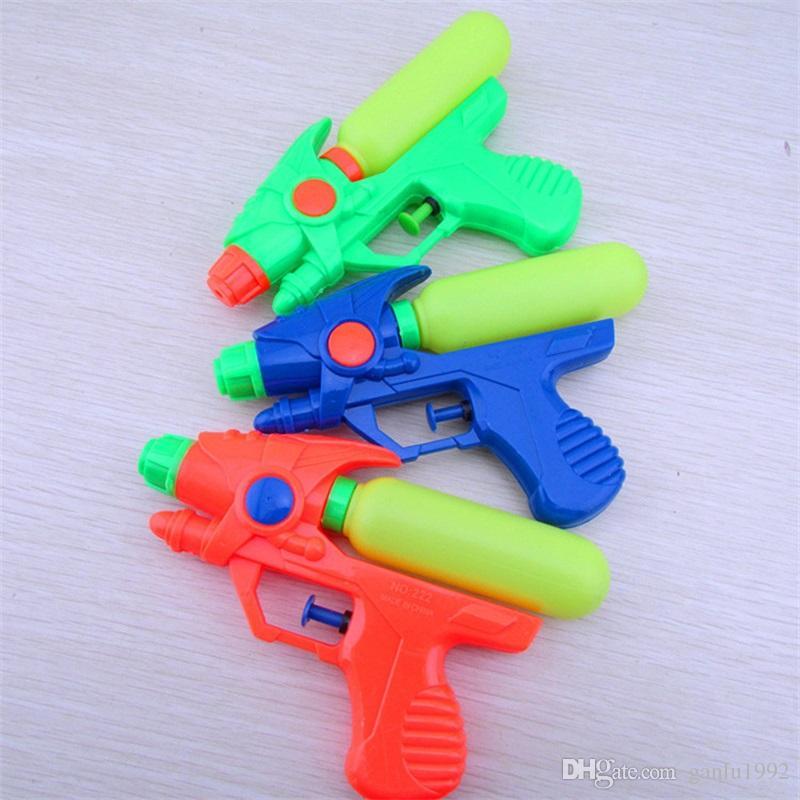 Summer Creative Water Guns Long Range Children Outdoor Interesting Beach Spray Toy By Air Pressure For Kids 1 25nc WW