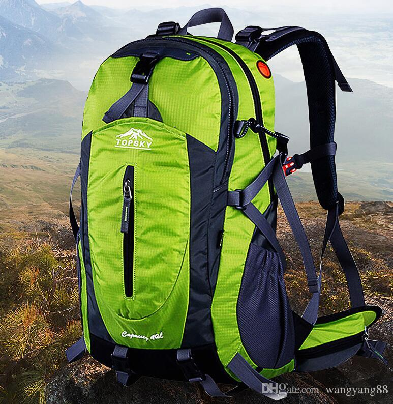 Outdoor mountaineering bag backpack// lovers large capacity backpack// waterproof hiking Pack